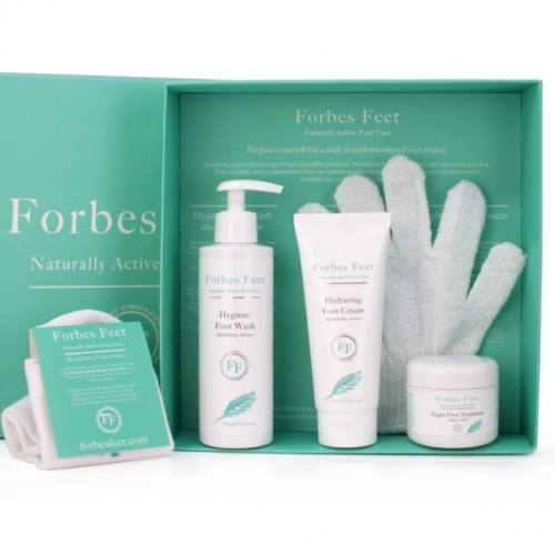Forbes Feet Skincare